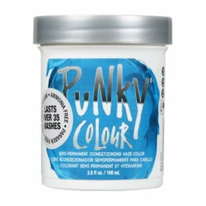 Punky Lagoon Blue Hair Dye (Semi-Permanent)