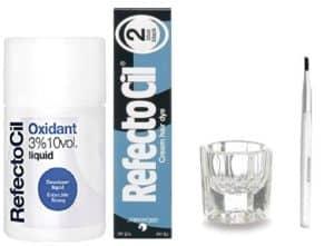 REFECTOCIL Color Kit Blue Black Cream Hair Dye