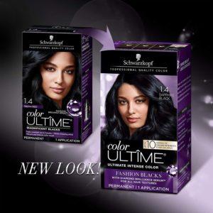 Schwarzkopf Color Ultimate Hair Color Cream-best blue black hair dye