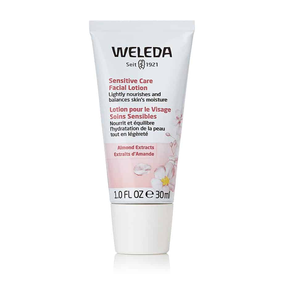 Weleda's Sensitive Lotion For Face