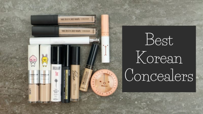 8 Best Korean Concealer