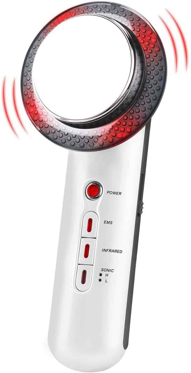 3 in 1 Fat Remover Machine EMS Slimming Massager