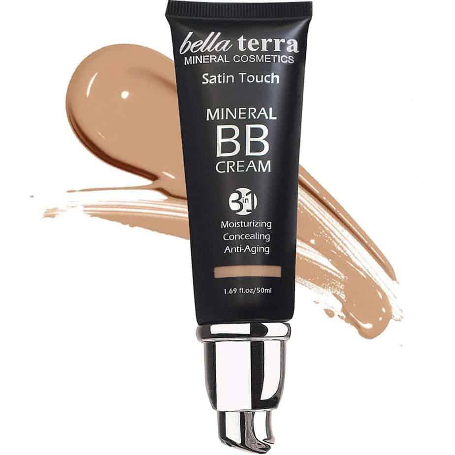 Bella Terra Tinted moisturizer cream