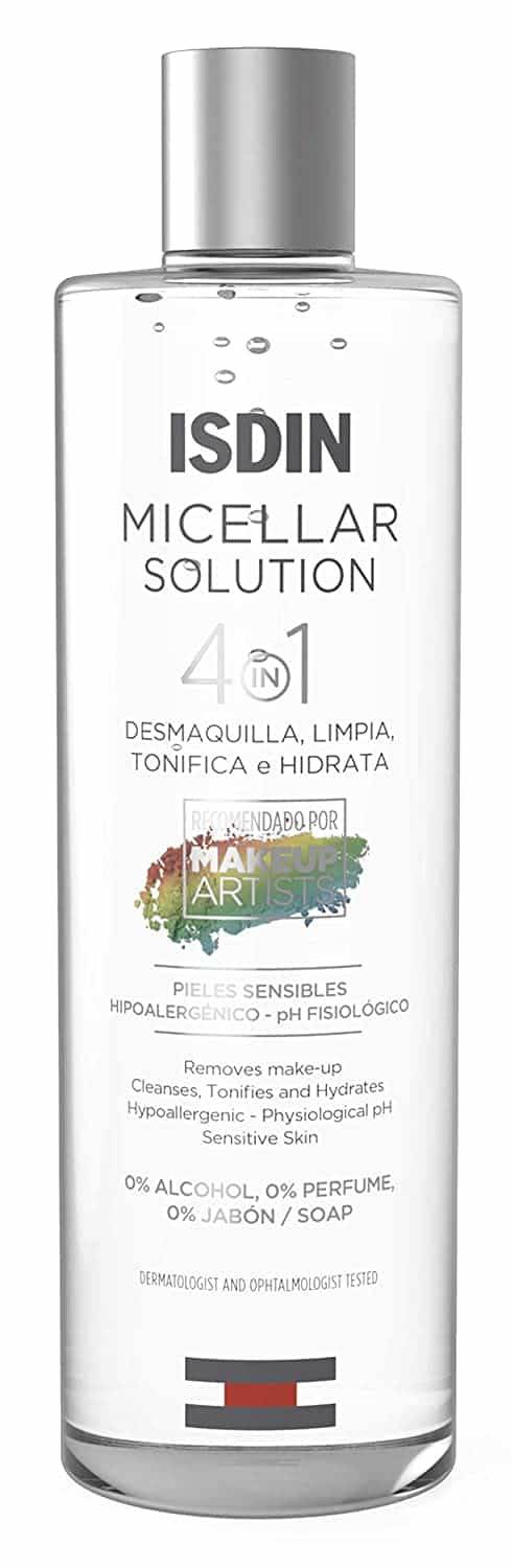 ISDIN Micellar Solution Hydrating Makeup Remover