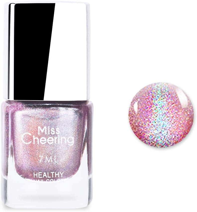 Ownest Miss Cheering Healthy Nail Color