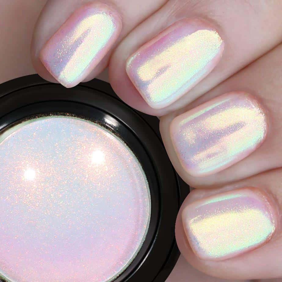 Pretty Diva Holographic Chrome Nail Powder