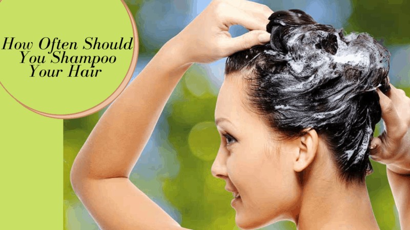 How Often Should You Shampoo Your Hair?
