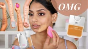 how to use beauty blender