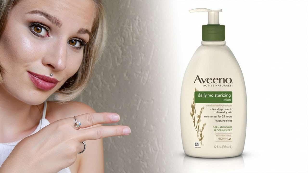 lubriderm vs aveeno