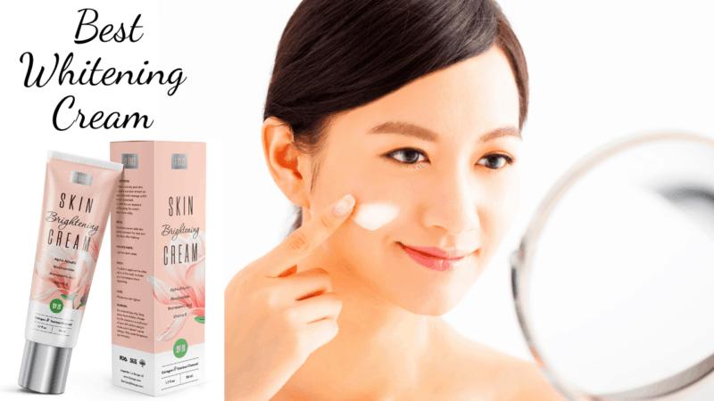 7 Best Whitening Cream For Glowing Skin