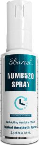 Ebanel Topical Pain Relief Spray