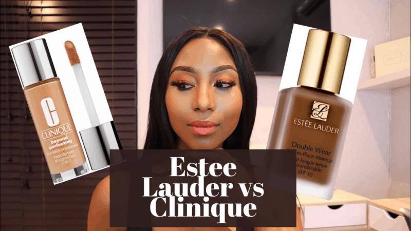 Estee Lauder vs Clinique: Which is better?