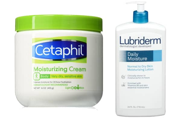 Lubriderm vs Cetaphil which is a better moisturizing brand