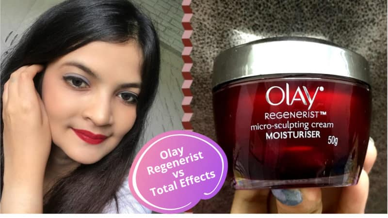 Which is Better: Olay Regenerist vs Total Effects