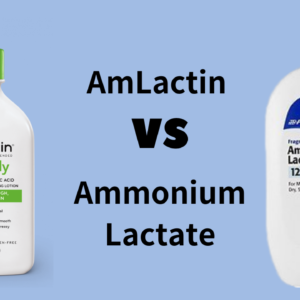 AmLactin Vs Ammonium Lactate- Uses and Benefits