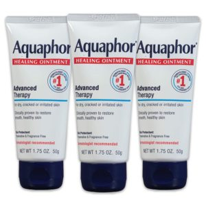 Albolene vs Aquaphor