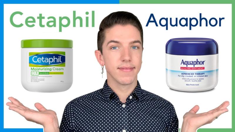 Details On Cetaphil vs Aquaphor 2021