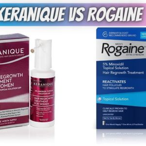 Keranique Vs Rogaine:2021