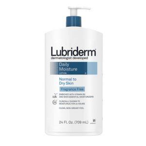 CeraVe vs Lubriderm