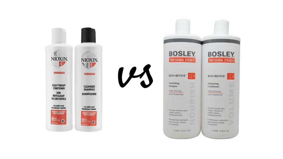 bosley vs nioxin