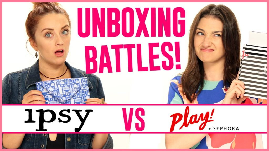 Sephora Play vs Ipsy