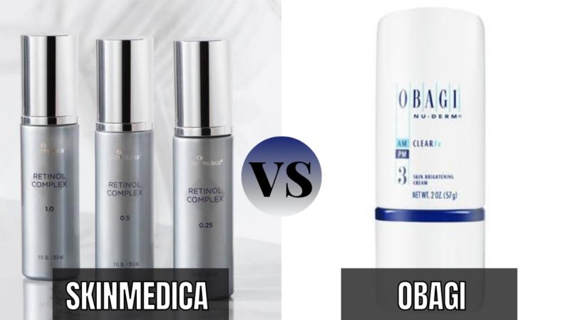 Skinmedica vs Obagi – Finding The Best in 2021