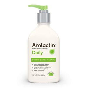 Amlactin Daily vs Rapid Relief Lotions