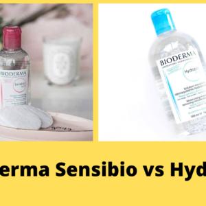 Bioderma Sensibio vs Hydrabio: Comparison, Uses, and Reviews 2021