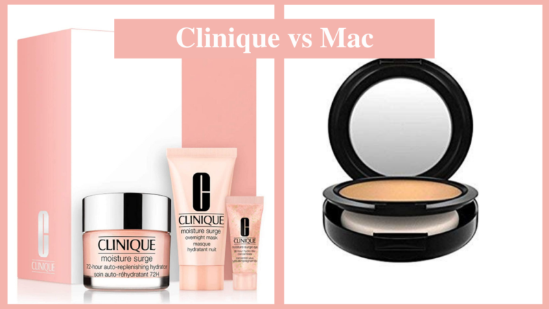 Which Makeup Brand Is Better: Clinique Vs Mac?