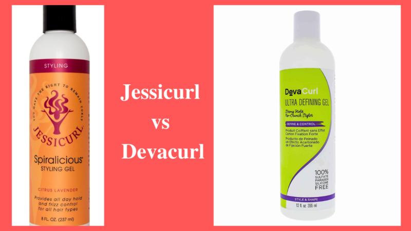 Which is better: Jessicurl vs Devacurl?