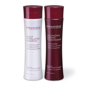 Keranique vs Kerastase - Keranique Shampoo and Conditioner