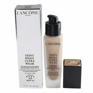 Lancôme vs Mac Foundation