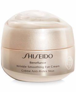 Lancôme vs Shiseido Eye Cream