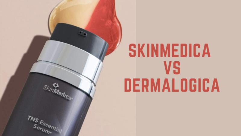 SkinMedica vs Dermalogica