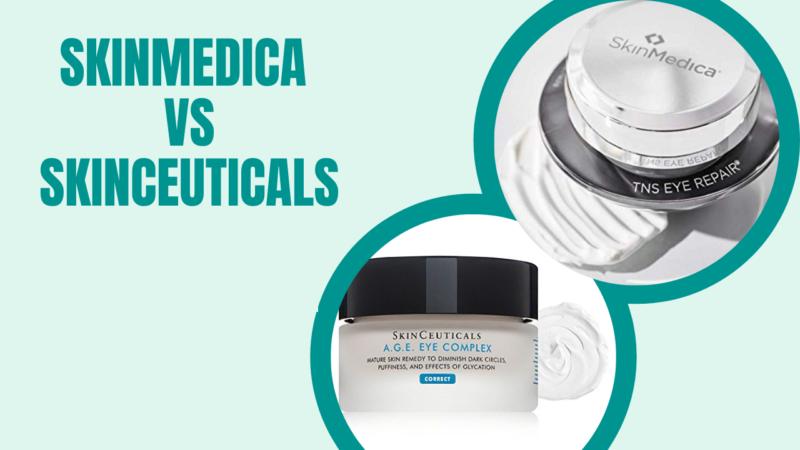 SkinMedica vs SkinCeuticals