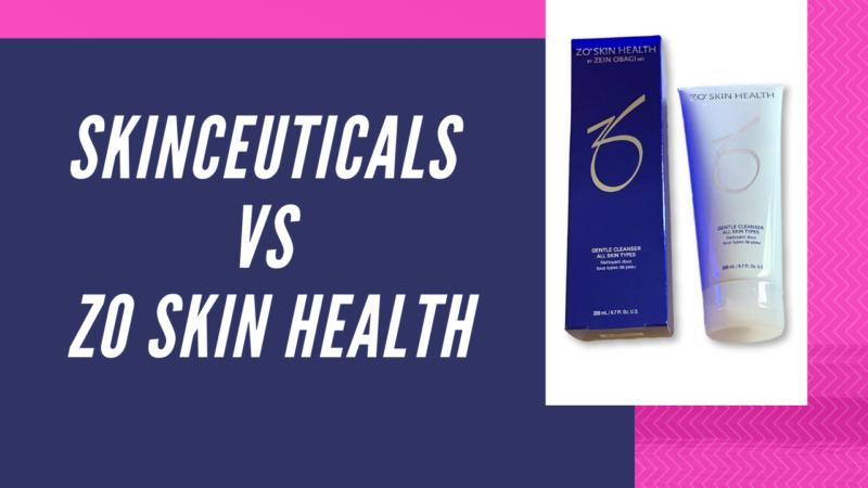 Skinceuticals vs Zo Skin Health – The Better Brand in 2021