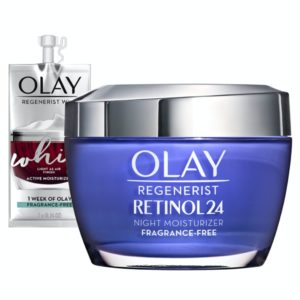 Clinique vs Olay