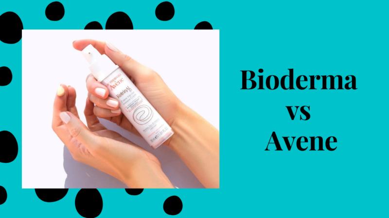 Bioderma vs Avene