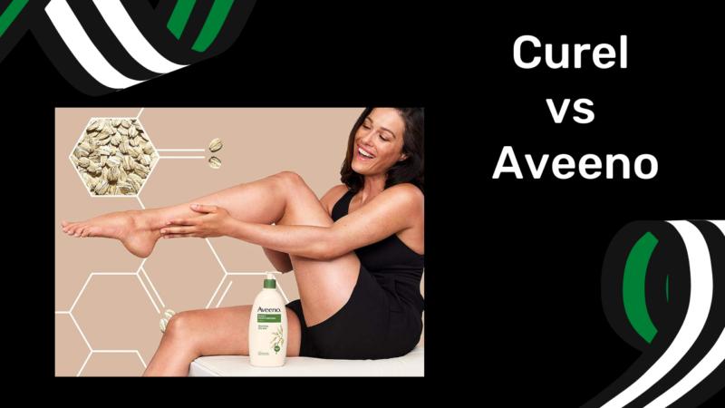 A Guide to Curel vs Aveeno
