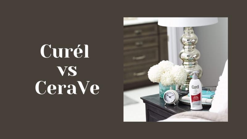 A Guide to Curél vs CeraVe