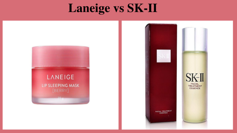 Laneige vs SK-II- An Analysis As To Which Brand Produces The Best Essence For The Skin