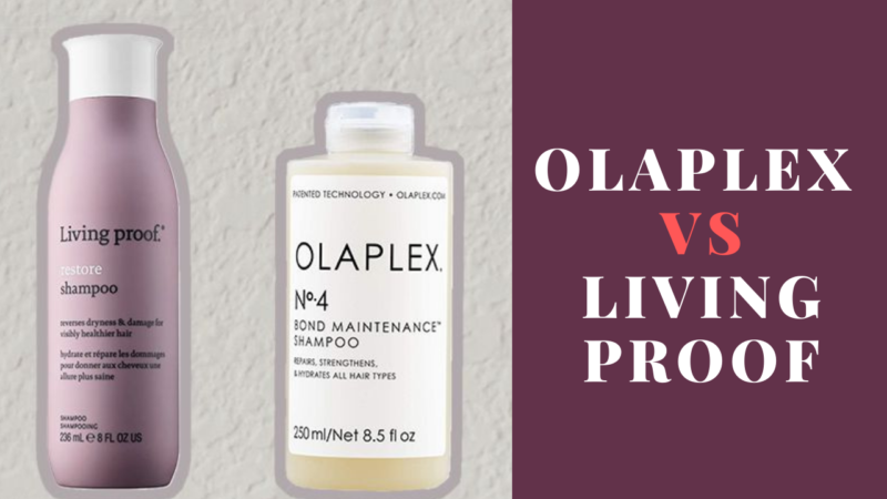 Olaplex vs Living Proof – Which Hair Care Product is Best
