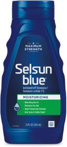 Selsun Blue vs Nizoral - Selsun Blue Aloe Dandruff shampoo