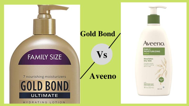 A Guide to Gold Bond vs Aveeno
