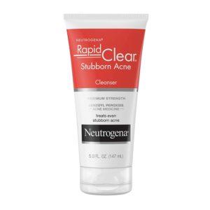 Neutrogena vs Clearasil