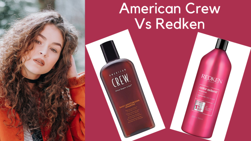 Everything To Know About American Crew vs Redken