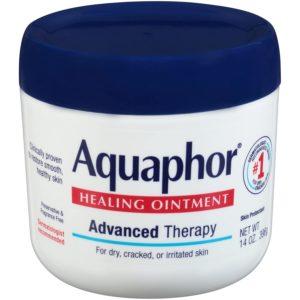 Aquaphor vs Vaseline