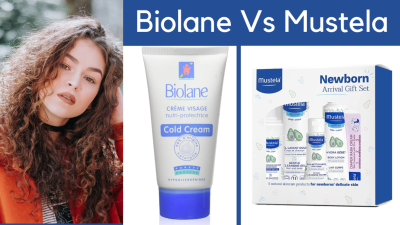 Biolane vs Mustela: Best skincare products for your baby