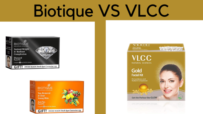 Biotique Vs VLCC – Everything To Know About in 2021