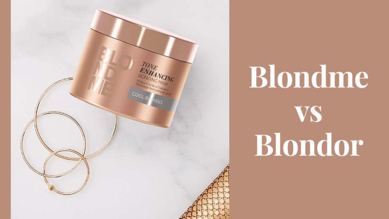 Learn The FAQs Of Hair Bleaching With Blondme vs Blondor!